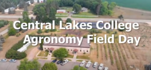 Central Lakes College Agronomy Field Day